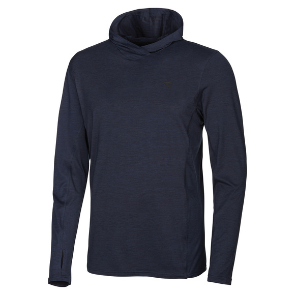 6607a844f6 DIADORA Everyday - Men's Hooded Long-Sleeved Sweater