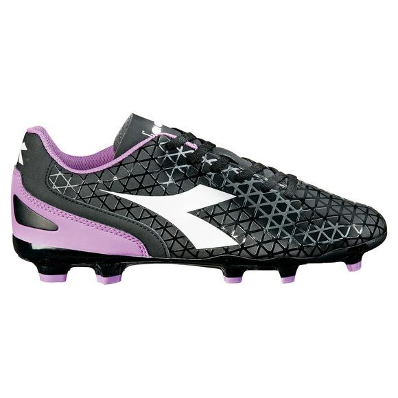 Ascend FG Jr - Chaussures de soccer extérieur pour junior