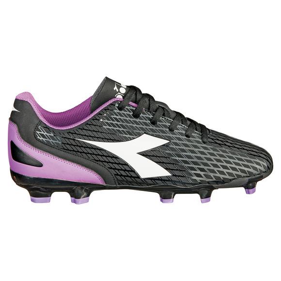 Ascend FG - Chaussures de soccer extérieur pour femme