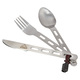 289311 - Camping 3-piece cutlery - 0