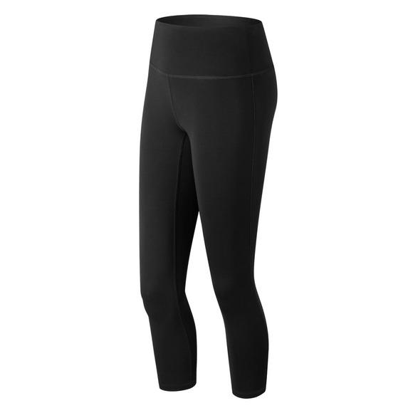 Core Crop - Women's Fitted Capri Pants
