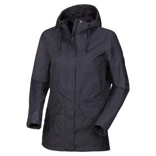 Topar - Manteau de pluie pour femme
