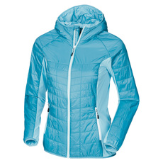 Zinder III -  Women's Hooded Insulated Jacket
