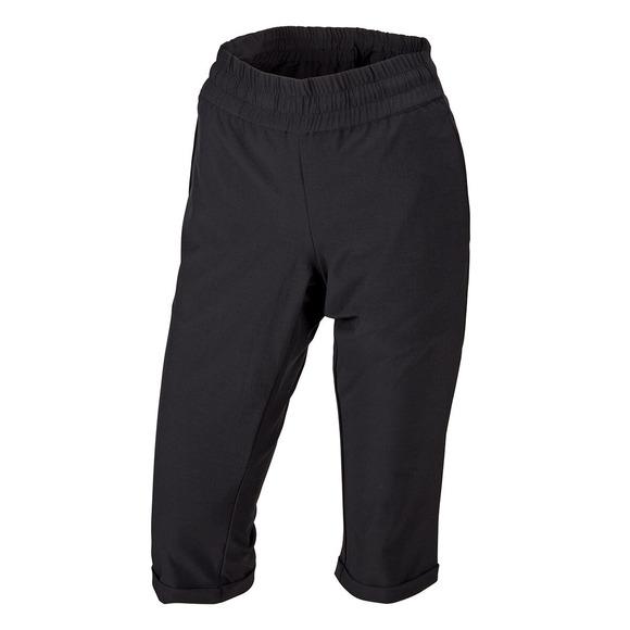 Oaro - Women's Cuffed Capri Pants
