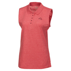 Peel- Women's Sleeveless Polo