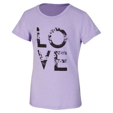 Coral Graphic - Girls' T-Shirt