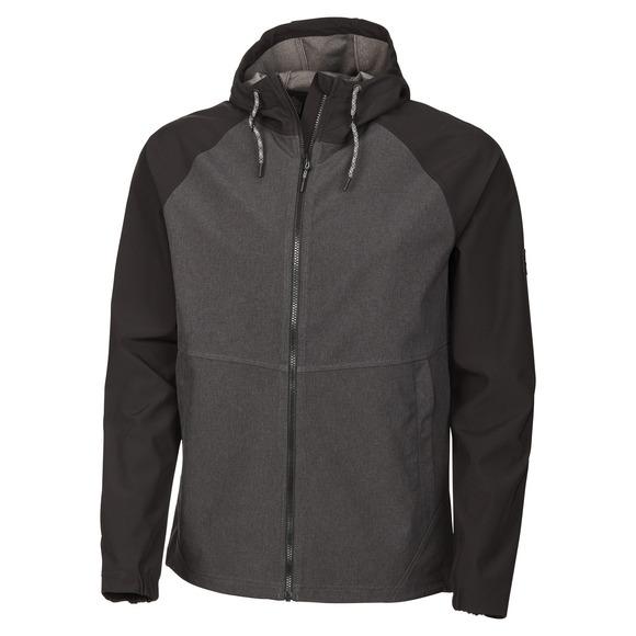 Tumut II - Men's Softshell Hooded Jacket