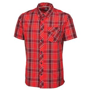Aru - Chemise à manches courtes pour homme