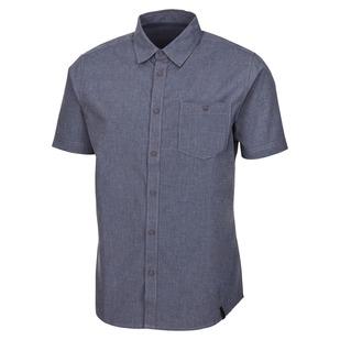 Owen II - Chemise à manches courtes pour homme