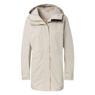 Monashee - Manteau de pluie à capuchon pour femme