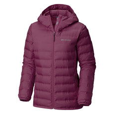 Lake 22 (Plus Size) - Women's Hooded Insulated Jacket