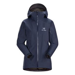 Zeta SL - Women's Hooded Rain Jacket