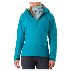 Beta SL Hybrid - Women's Hooded Rain Jacket