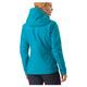 Beta SL Hybrid - Women's Hooded Rain Jacket - 1
