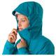 Beta SL Hybrid - Women's Hooded Rain Jacket - 4