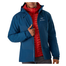 Beta SL Hybrid - Men's Hooded Rain Jacket
