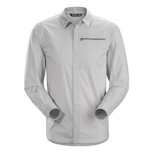 Kaslo - Men's Long-Sleeved Shirt