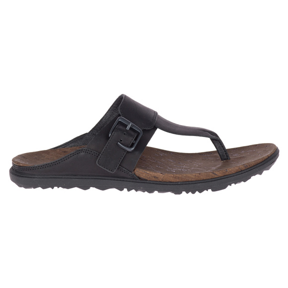 Femme Sandales Around Luxe Town Post Pour Merrell KuTJc3lF1