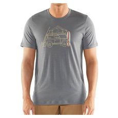 Tech Lite Surfspot Camper - Men's T-Shirt