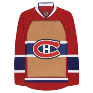 NHL-0263 - Tableau de liège LNH