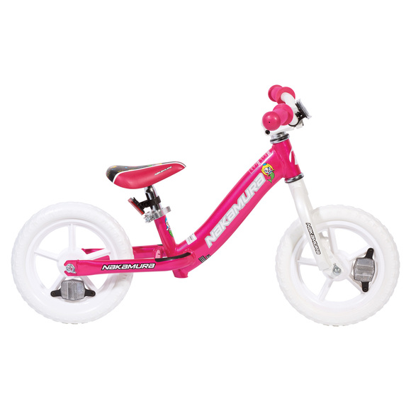 "Clipper G (12"") - Girls' Balance Bike"