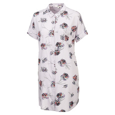 Paradise Floral - Women's Shirt Dress