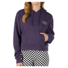 Full Patch - Women's Cropped Hoodie