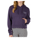 Full Patch - Women's Cropped Hoodie   - 0