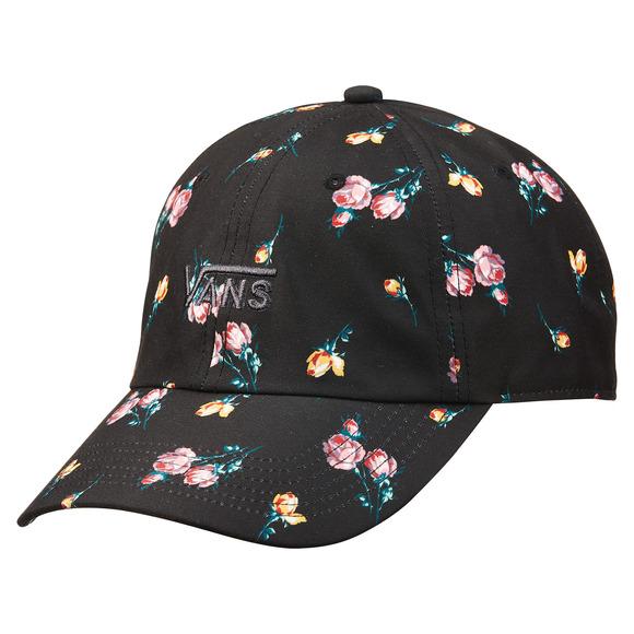 Court Side - Women's Adjustable Cap