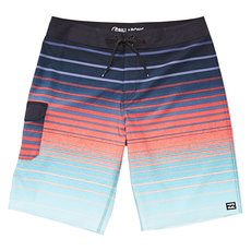All Day Stripe Pro - Men's Boardshorts