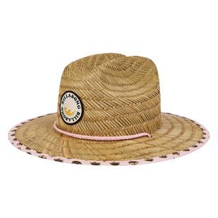Beach Dayz - Girls' Straw Hat