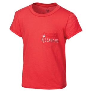 Billabong Palm - T-shirt pour fille