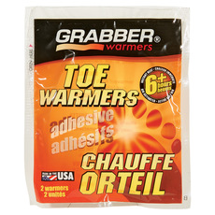 Toe Warmers - Chauffe orteils