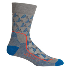 Hike + Lite Elevation - Men's Half-Cushioned Crew Socks