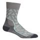 Hike + Lite Stride - Chaussettes semi-coussinées pour femme - 0