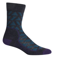 Hike + Lite Stride - Women's Half-Cushioned Crew Socks