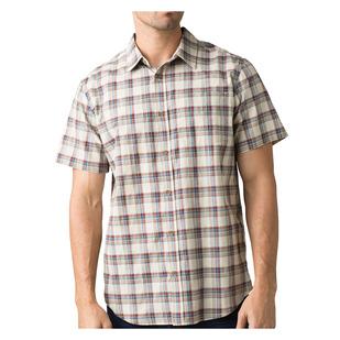 Bryner - Chemise à manches courtes pour homme