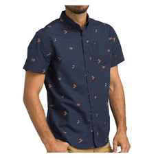 Broderick - Men's Short-Sleeved Shirt
