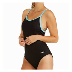 Hexa Microfit - Women's One-Piece Training Swimsuit