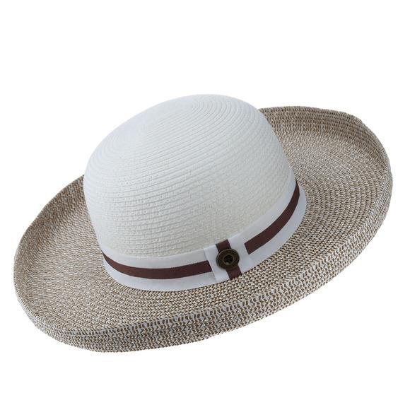 Ingrid - Chapeau en papier paille pour femme