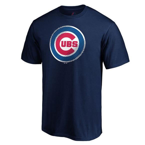 Slash and Dash - T-shirt de baseball pour homme
