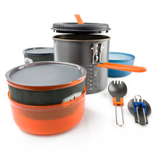 Pinnacle Dualist - Cooking Set for 2 People