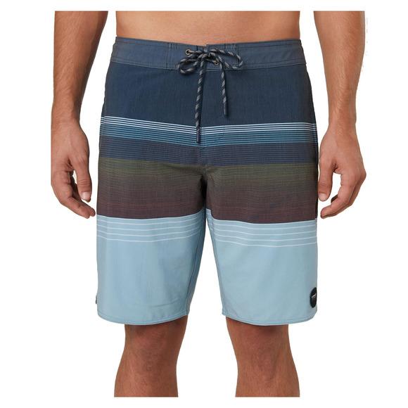 Stripe Club Cruzer - Short de plage pour homme