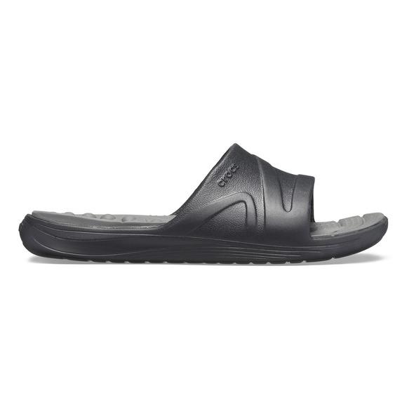Sandales Slide Crocs Pour Reviva Homme qSzVUMp