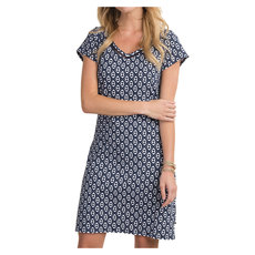 Marina - Women's 3/4-Sleeved Dress