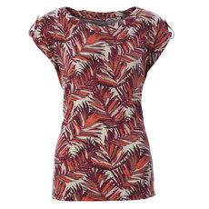 Noe Twist - T-shirt à mancherons pour femme