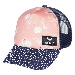 Just Ok Trucker Jr - Girls' Adjustable Cap