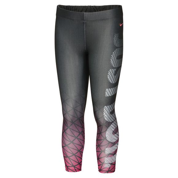 Sport Essentials Metric Fade Jr - Legging pour fillette