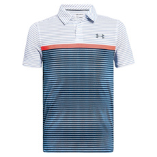 Threadborne Super Jr - Polo de golf pour garçon