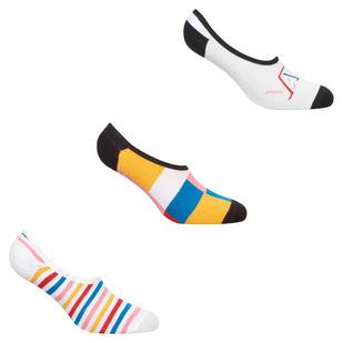 Patched up Canoodles (7 to 10) - Socquettes pour femme (paquet de 3 paires)